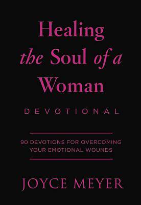 Picture of Healing the Soul of a Woman Devotional