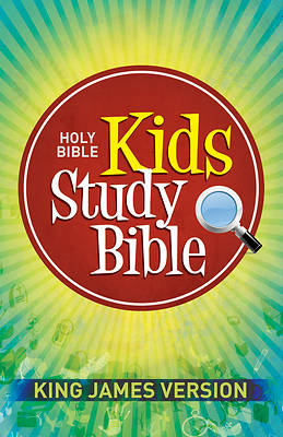 Picture of Kids Study Bible-KJV