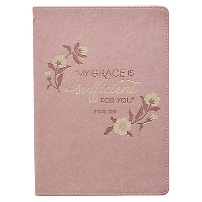 Picture of Journal Classic My Grace Is Sufficient 2 Cor. 12