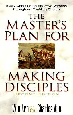 The Masters Plan for Making Disciples
