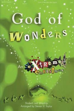 God of Wonders CD Preview Pak
