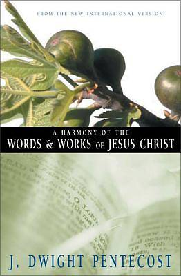 Picture of A Harmony of the Words & Works of Jesus Christ