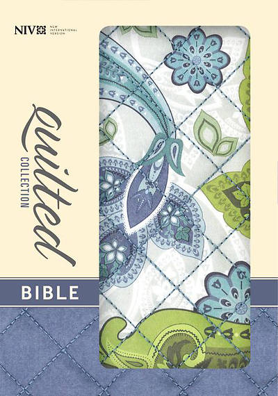 Picture of NIV Quilted Collection Bible, Compact