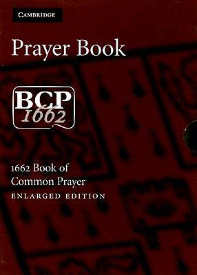 The Book of Common Prayer Englarged