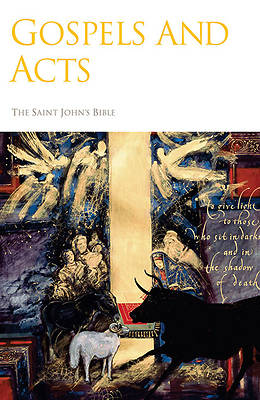 The Saint Johns Bible - Gospels and Acts