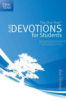 Picture of The One Year Alive Devotions for Students