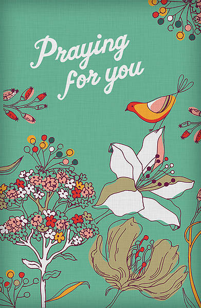 Picture of Praying For You - Postcards - Pack of 25