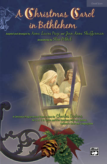 A Christmas Carol in Bethlehem Choral Book