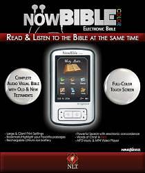 New Living Translation NowBible