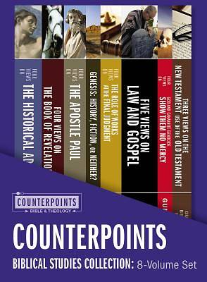 Counterpoints Biblical Studies Collection: 8-Volume Set