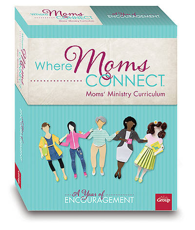 Where Moms Connect Ministry Curriculum - Kit