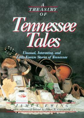 Picture of A Treasury of Tennessee Tales