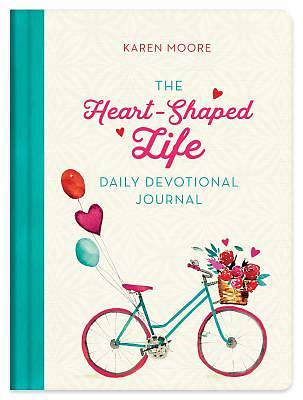 Picture of The Heart-Shaped Life Daily Devotional Journal