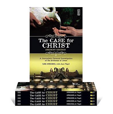 The Case for Christ (Package of 6)