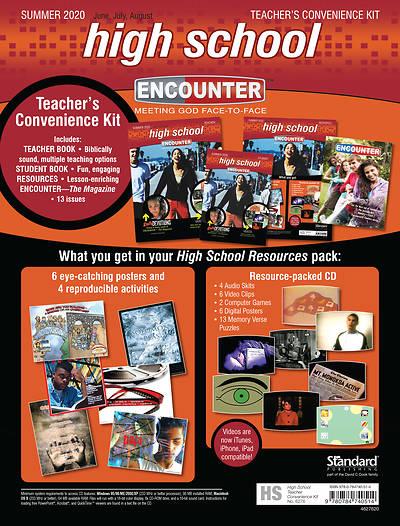 Picture of Encounter High School Teacher Kit Summer