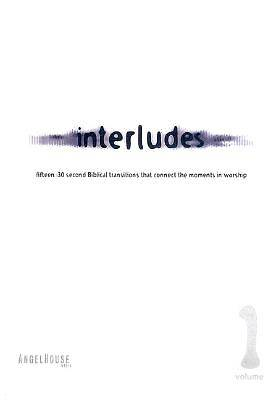 Interludes Volume 1 DVD
