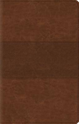 ESV Value Thinline Bible (Trutone, Chestnut, Trail Design)