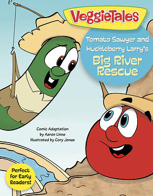 Picture of Tomato Sawyer and Huckleberry Larry's Big River Rescue
