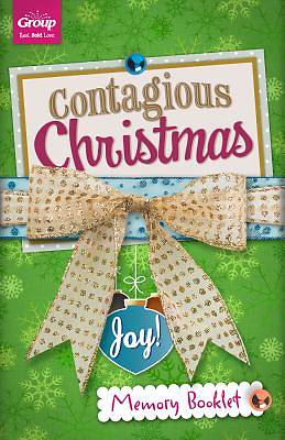 Contagious Christmas - Participant Booklet (10 pack)