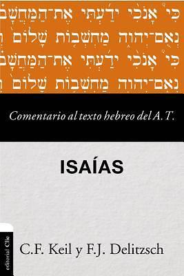 Picture of Comentario Al Texto Hebreo del Antiguo Testamento - Isaías
