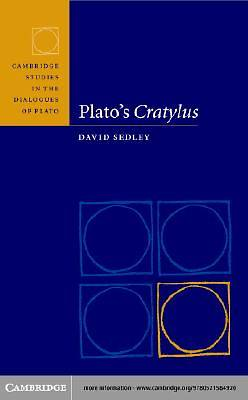 Platos Cratylus [Adobe Ebook]
