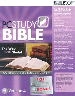 PC Study Bible™ Complete Reference Library
