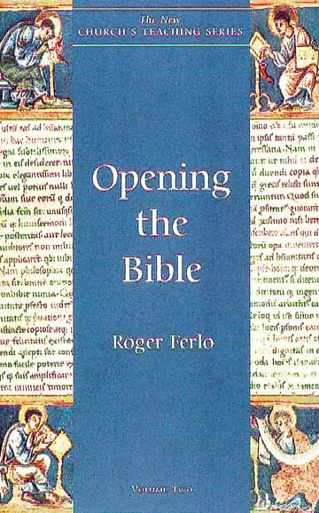 Picture of New Church's Teaching - Opening the Bible Volume 2