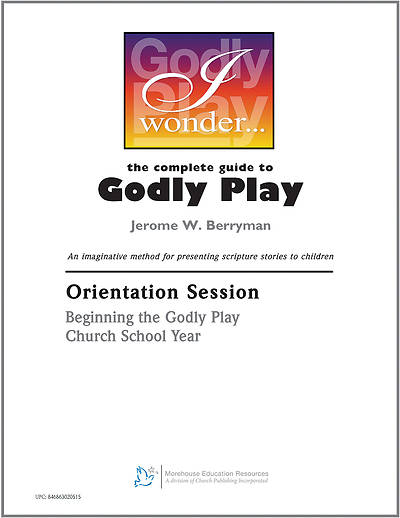 Beginning the Godly Play Church School Year
