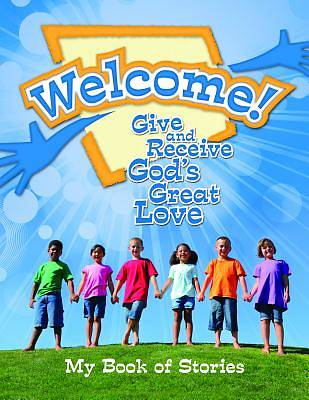 Mennomedia Welcome VBS 2014 Early Childhood Activity Book