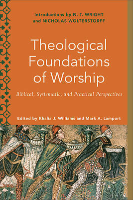 Picture of Theological Foundations of Worship