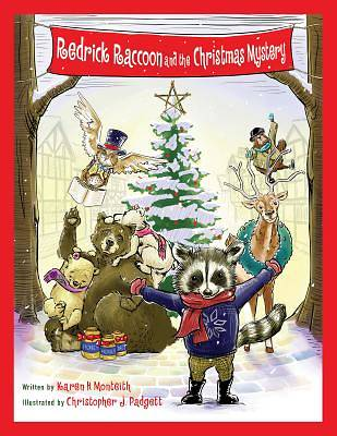 Picture of Redrick Raccoon and the Christmas Mystery