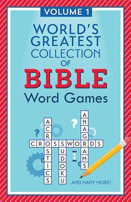 Worlds Greatest Collection of Bible Word Games