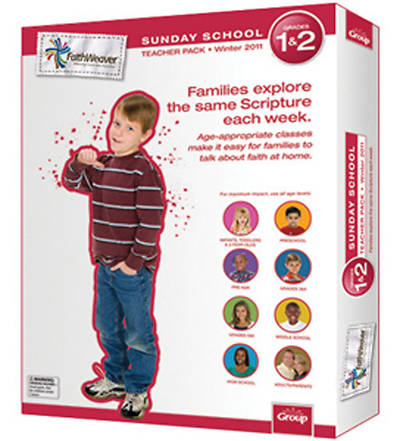 Picture of FaithWeaver Grades 1-2 Teacher Pack