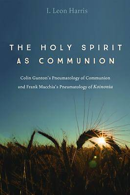 Picture of The Holy Spirit as Communion