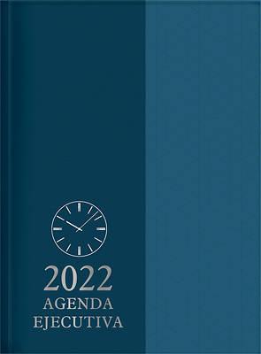 Picture of 2022 Agenda Ejecutiva - Tesoros de Sabiduría - Azul