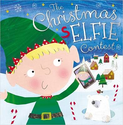Picture of Story Book the Christmas Selfie Contest