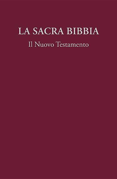 Italian Riveduta New Testament
