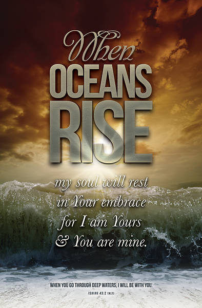 When Oceans Rise General Worship Bulletin