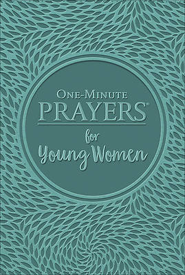 Picture of One-Minute Prayers(r) for Young Women Deluxe Edition