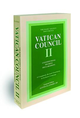 Picture of The Documents of Vatican Council II