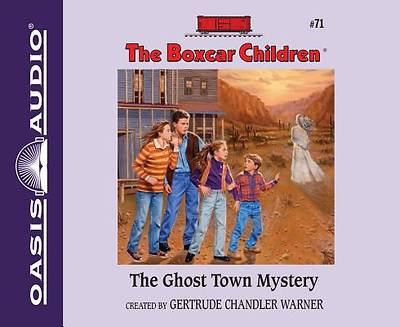 Picture of The Ghost Town Mystery (Library Edition)