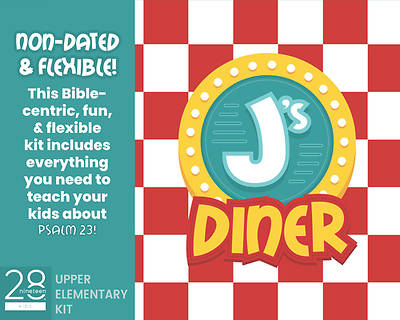 Picture of 28nineteen J's Diner Upper Elementary Kit