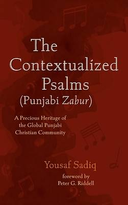 Picture of The Contextualized Psalms (Punjabi Zabur)