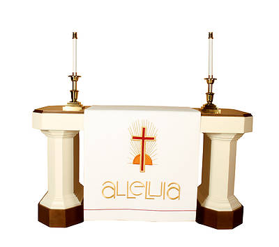 Picture of Abbott Hall Vision Series N5052 Easter Altar Antependium