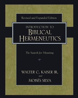 Second Edition Introduction To Biblical Hermeneutics