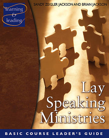 Lay Speaking Ministries Basic Course Leaders Guide