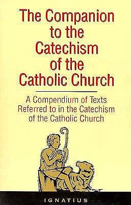 Picture of The Companion to the Catechism of the Catholic Church