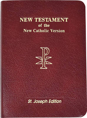 Picture of New American New Testament Bible