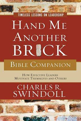 Picture of Hand Me Another Brick Bible Companion: