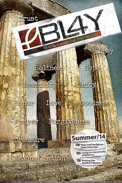 Bible Lessons for Youth Summer 2014 Student